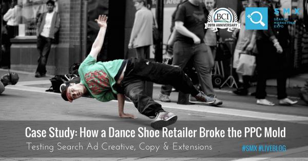 ad copy break dancer